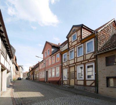 Häuserzeile Bauerstraße 14-18