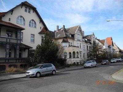 Wohnhäuser Gustav-Steinbrecher-Str. 17-21
