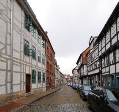 Altstadtbereich Kybitzstraße
