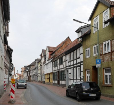 Altstadtbereich Langer Steinweg