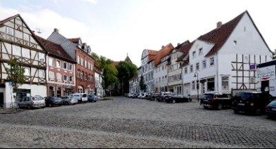 Altstadtbereich Papenberg Ost