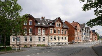 Wohnhäuser Wilhelmstraße 4-9, Juliusstraße 10