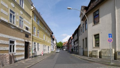 Altstadtbereich Beguinenstraße