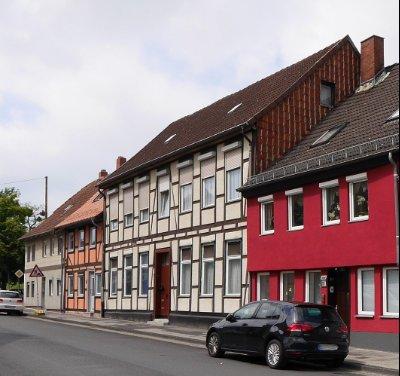 Fachwerkhäuser Braunschweiger Straße 22-24