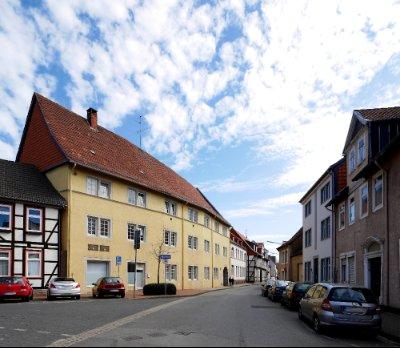 Altstadtbereich Ziegenmarkt