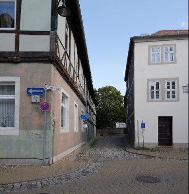 """mittelalterlicher Straßenlauf """"Krumme Gasse"""""""