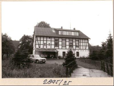 Direktorengebäude der Beckenroder Hütte