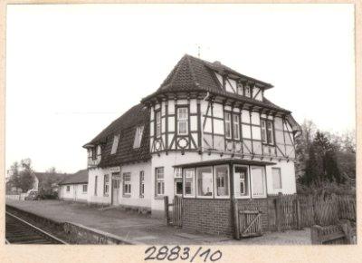 Bahnhof Wulfskotten