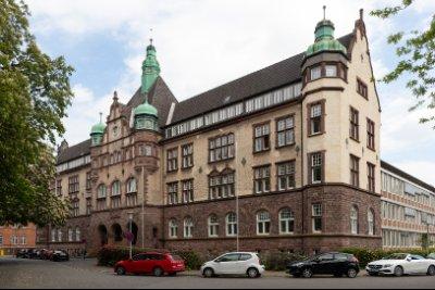 Amtsgericht und Oberlandesgericht