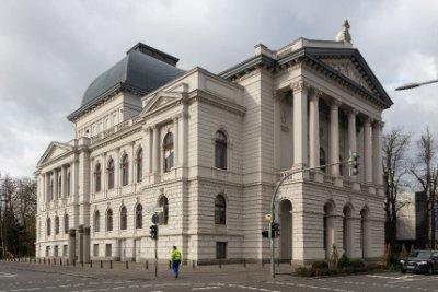 Staatstheater (ehem. Hoftheater)