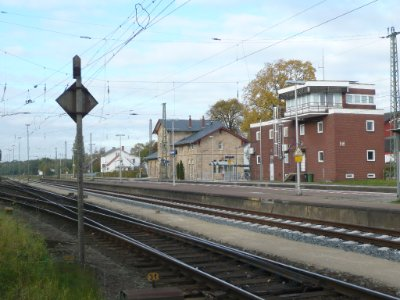 Bahnhof Hasbergen