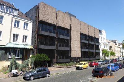 Büro- und Wohngebäude Heinz Wilke
