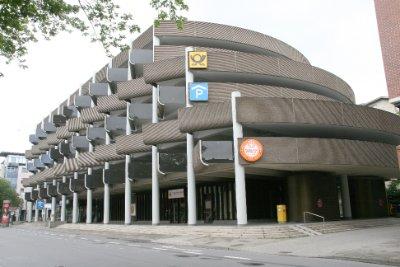 Parkhaus Osterstraße